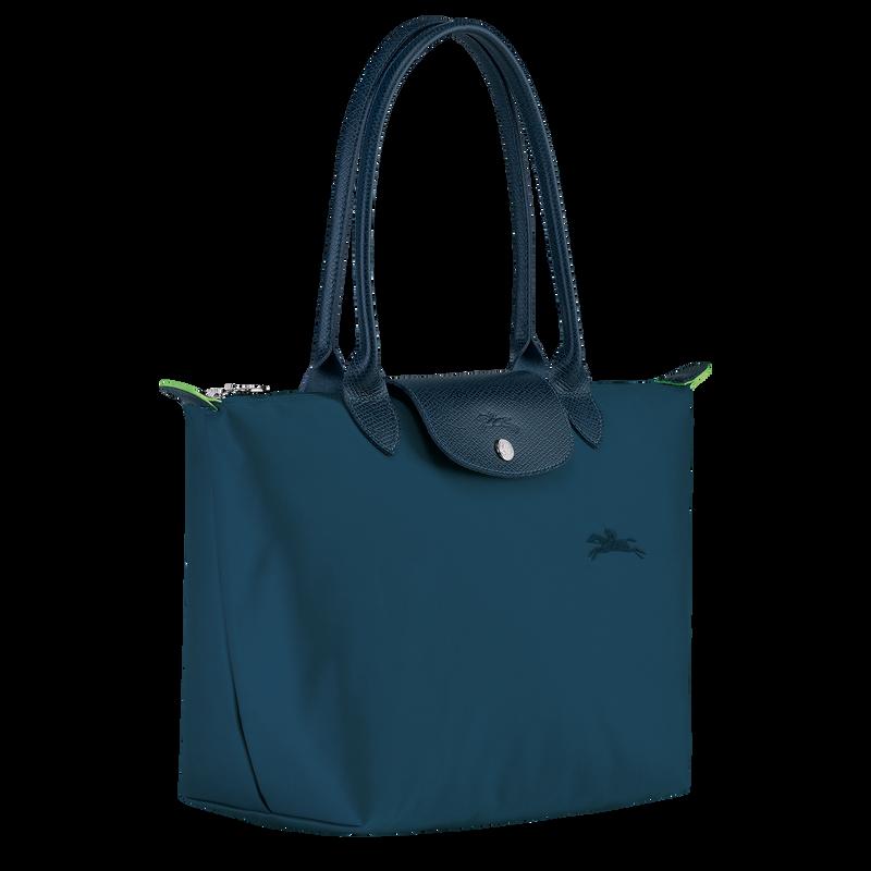 Le Pliage Green Shoulder bag S, Ocean