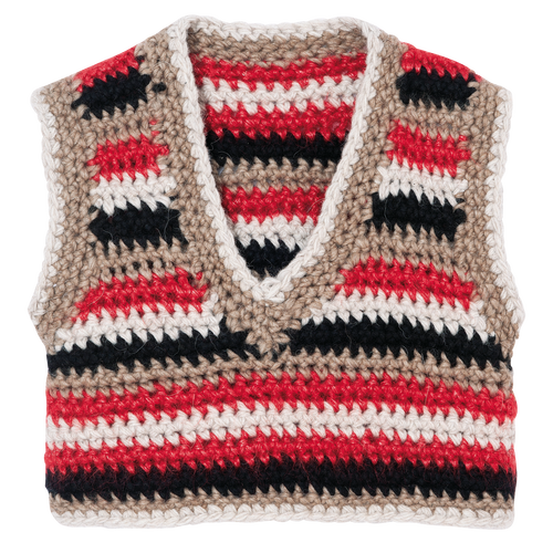View 1 of Sweater, 379 Ruby, hi-res