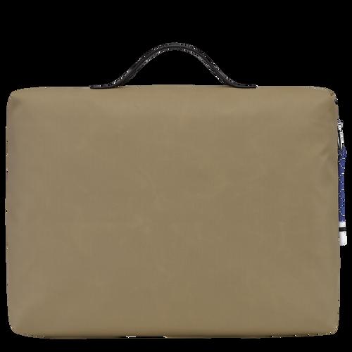 Green District Briefcase S, Sahara