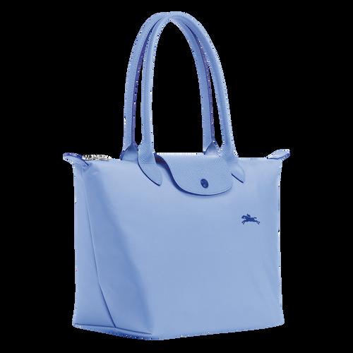 Shoulder bag S, Blue, hi-res - View 2 of 4