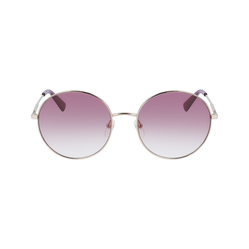 Sunglasses, Or/Violet - Vue 1 de 2 -