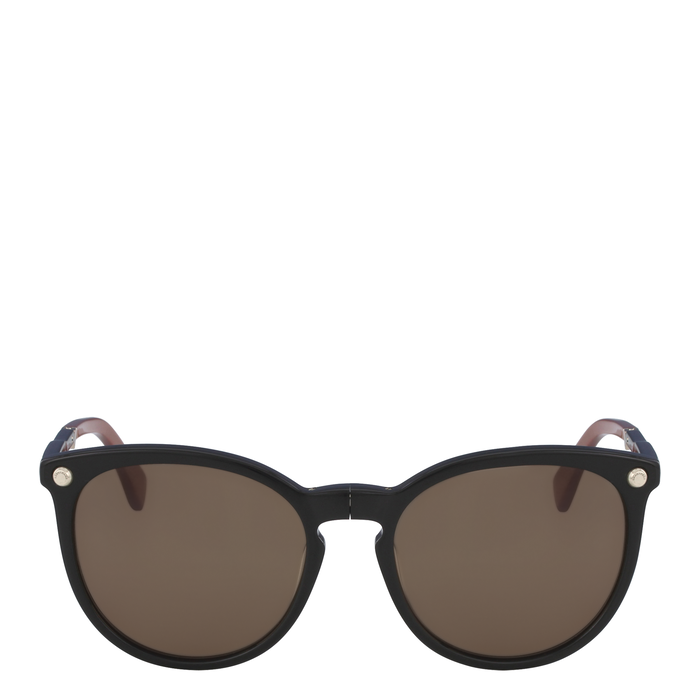 Sunglasses, Black - View 1 of 2.0 - zoom in