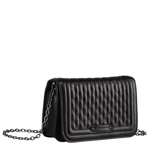 Wallet on chain, Black/Ebony - View 2 of 3 -