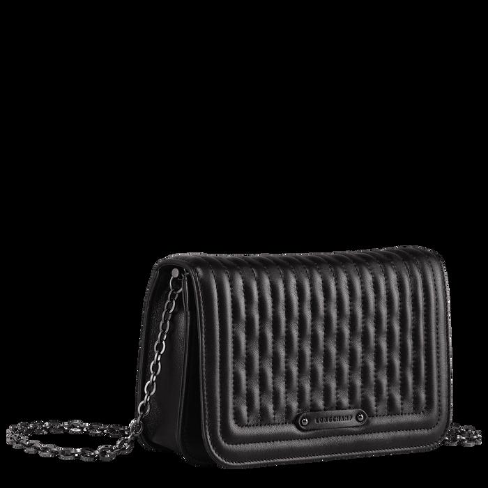 Wallet on chain, Black/Ebony - View 2 of 3 - zoom in
