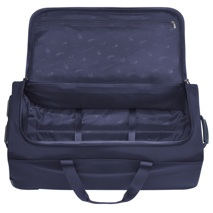 Wheeled duffle bag, Navy - View 3 of  3.0 - zoom in