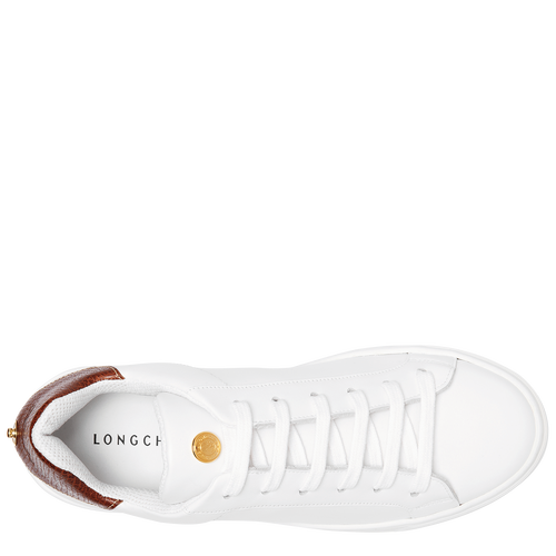 Sneakers, Blanc - Vue 4 de 5 -