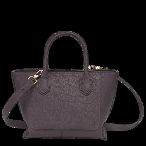 Handtasche S, Aubergine - Ansicht 3 von 4 -