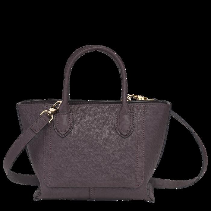 Handtasche S, Aubergine - Ansicht 3 von 4 - Zoom vergrößern