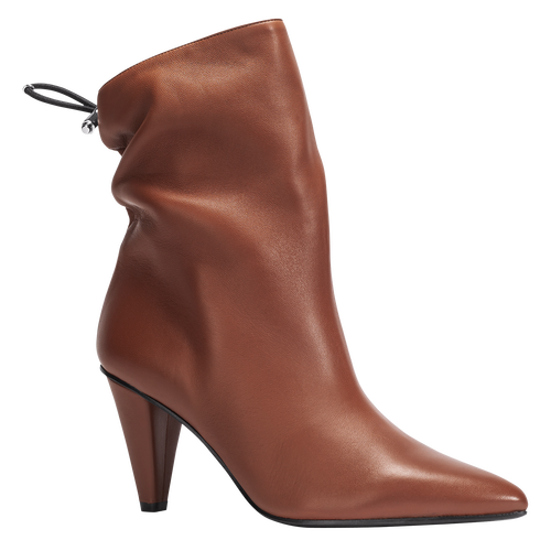 View 2 of Ankle boots, Cognac, hi-res