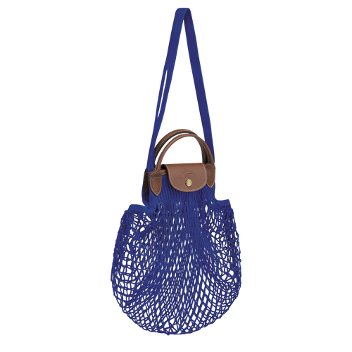 Top handle bag, Blue - View 2 of 3.0 -