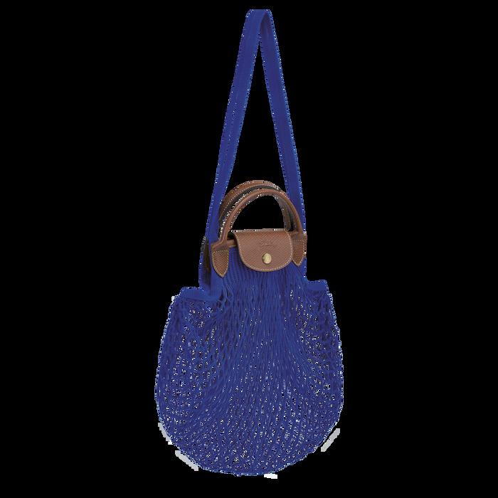 Bolso con asa superior, Azul - Vista 2 de 3.0 - ampliar el zoom