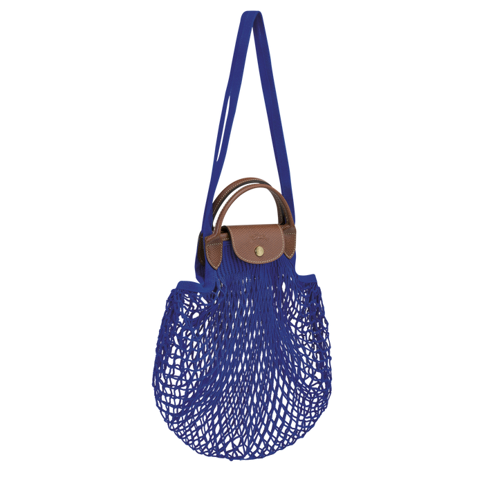 Top handle bag, Blue - View 2 of 3.0 - zoom in