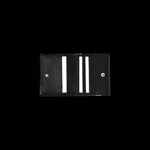 Porte-monnaie, Noir - Vue 3 de 3 -