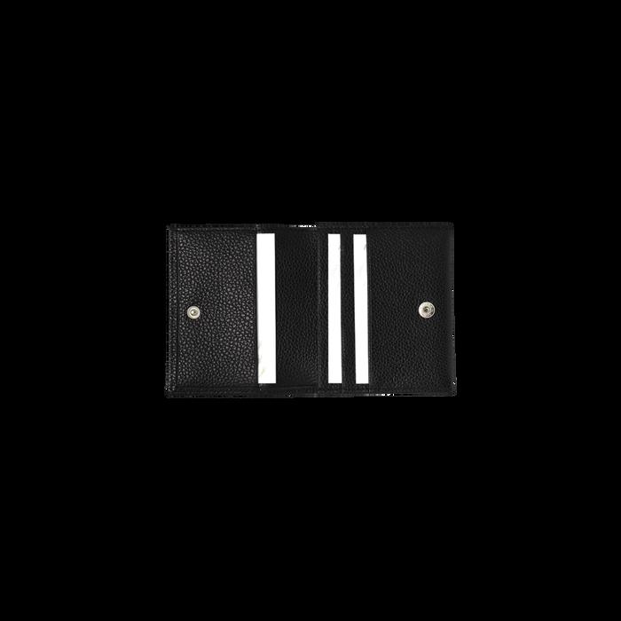Porte-monnaie, Noir - Vue 3 de 3 - agrandir le zoom