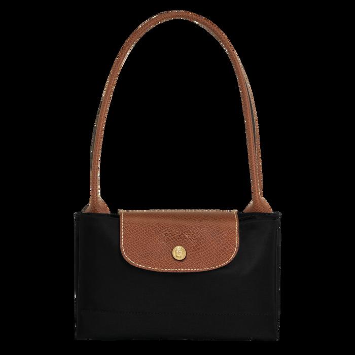 Shoulder bag S, Black/Ebony - View 4 of  4 - zoom in