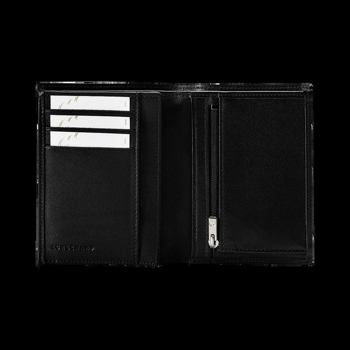 Geldbörse, Schwarz/Ebenholz - Ansicht 3 von 3 - Zoom vergrößern