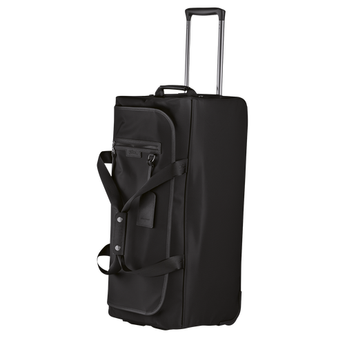 Wheeled duffle bag, Black - View 2 of  3 -