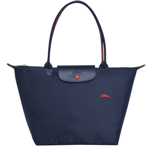 Shoulder bag L, Navy - View 1 of  5 -