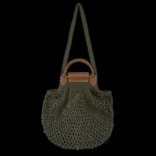 Top handle bag, Khaki - View 3 of 3 -