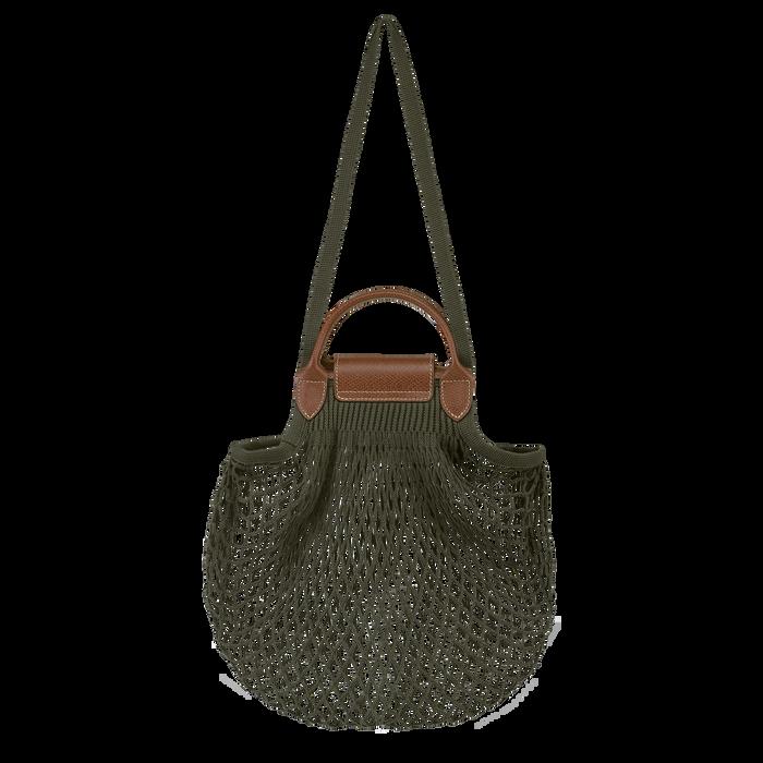 Top handle bag, Khaki - View 3 of 3.0 - zoom in