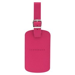 Luggage tag, 018 Pink, hi-res
