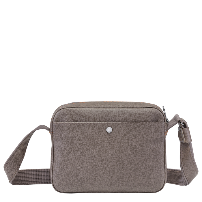 Crossbody bag, Taupe - View 3 of 3 - zoom in