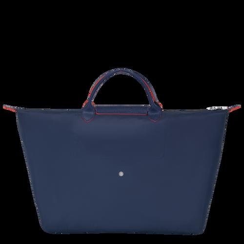 旅行袋 L, 海軍藍色, hi-res - View 3 of 4