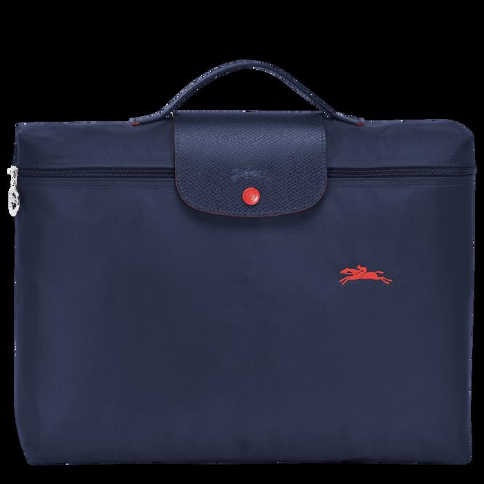 Le Pliage Club Briefcase S, Navy