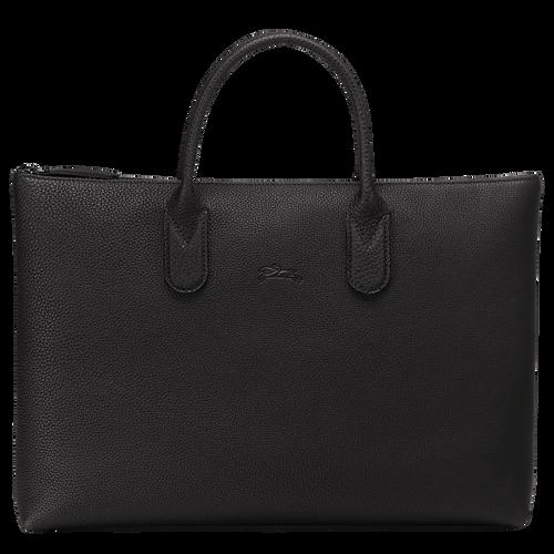 Briefcase S, Black/Ebony - View 1 of  3 -