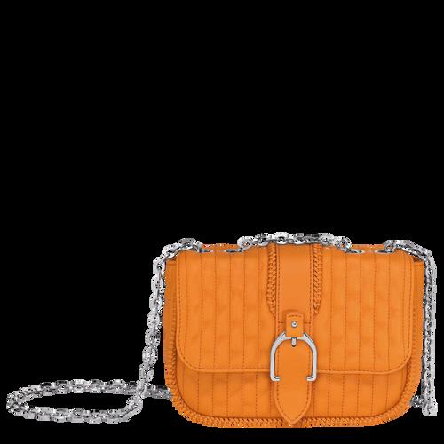 Shoulder Bag XS, Orange, hi-res - View 1 of 3