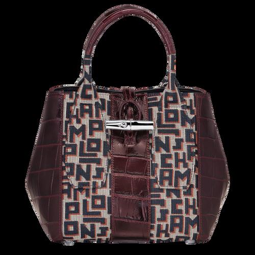 Top handle bag, Mahogany - View 1 of 4 -