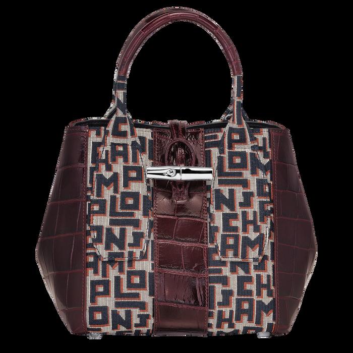 Top handle bag, Mahogany - View 1 of 4 - zoom in
