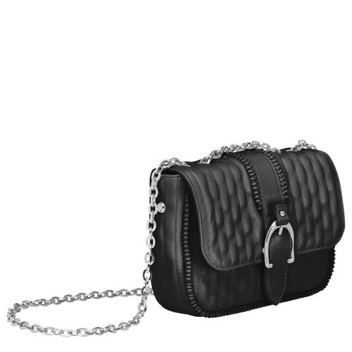 Crossbody bag XS, Black, hi-res - View 2 of 3