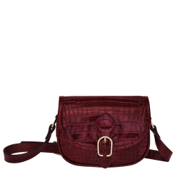 Crossbody bag XS, Burgundy