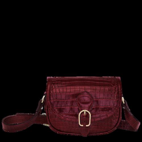 Crossbody bag XS, Burgundy - View 1 of  3 -