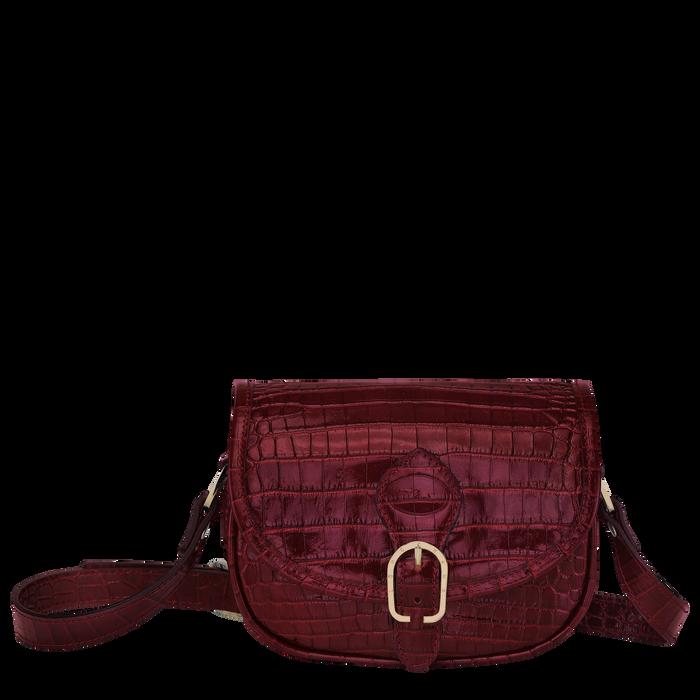 Crossbody bag XS, Burgundy - View 1 of  3 - zoom in
