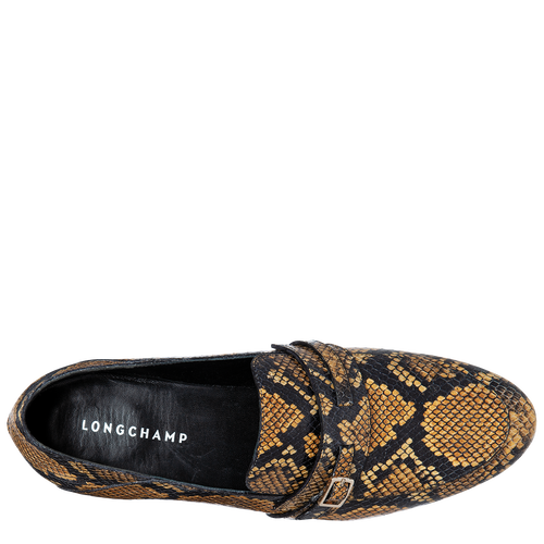 Spring-Summer 2021 Collection Loafer, Cumin
