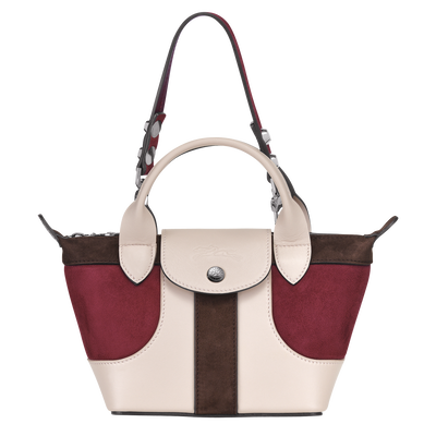 Top handle bag, Brandy, hi-res