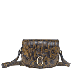 Crossbody bag XS, Bronze