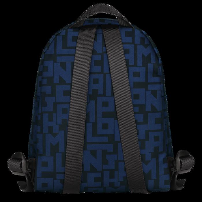 Le Pliage LGP Mochila S, Negro/Azul marino