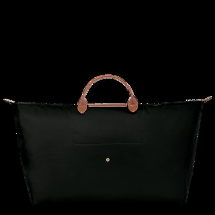 旅行袋 XL, 黑色/烏黑色 - 查看 3 4 - 放大