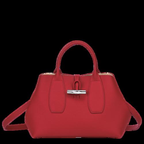 Top handle bag M, Red, hi-res - View 1 of 5