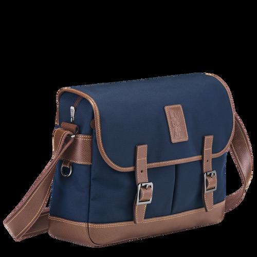 Crossbody bag, Blue, hi-res - View 2 of 3