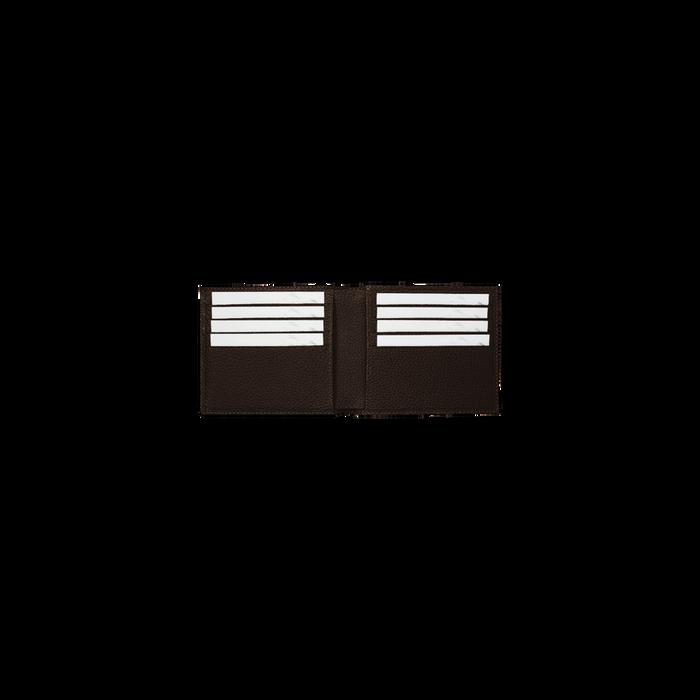 Portefeuille, Moka - Vue 3 de 3 - agrandir le zoom