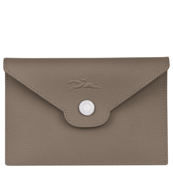 Card holder, Taupe - View 1 of 2.0 - zoom in