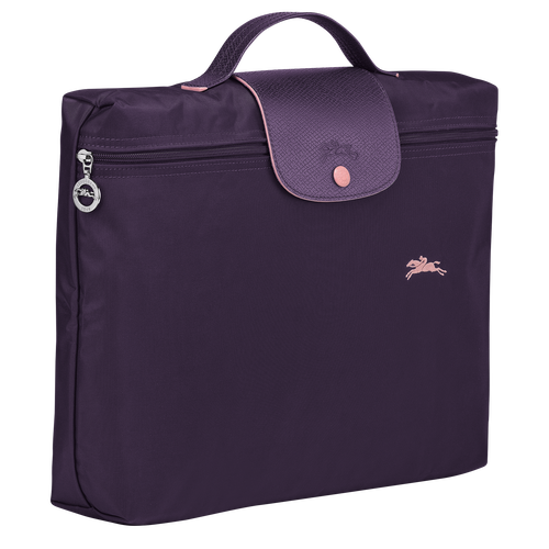 Briefcase S, Bilberry - View 2 of  5 -