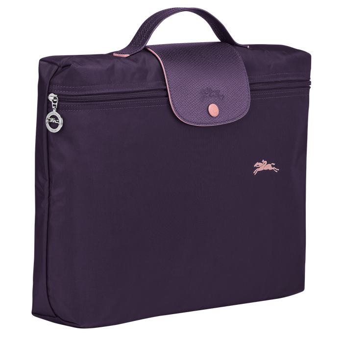 Briefcase S, Bilberry - View 2 of  5 - zoom in