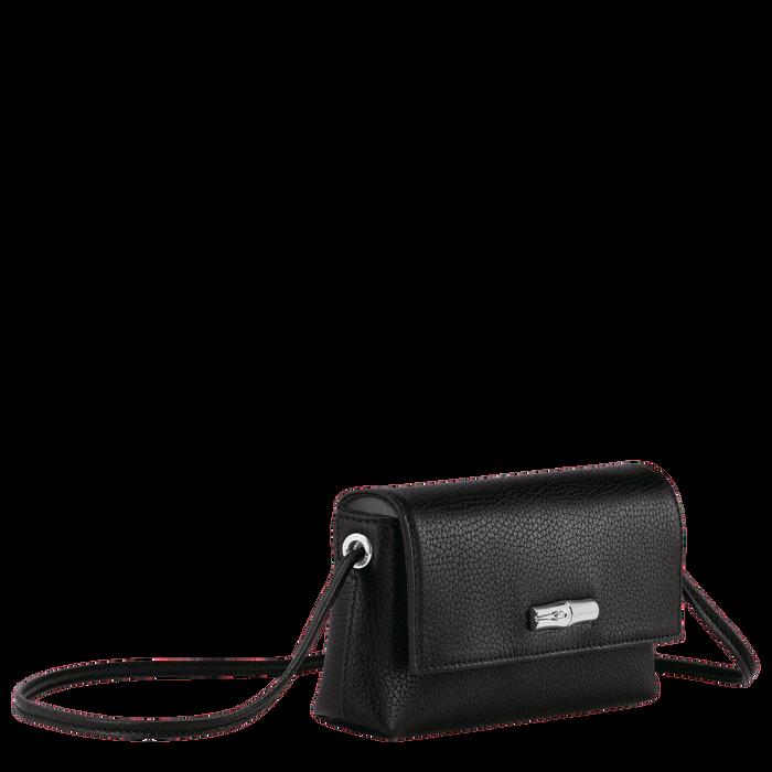 Bolso pequeño, Negro/Ébano - Vista 2 de 3 - ampliar el zoom