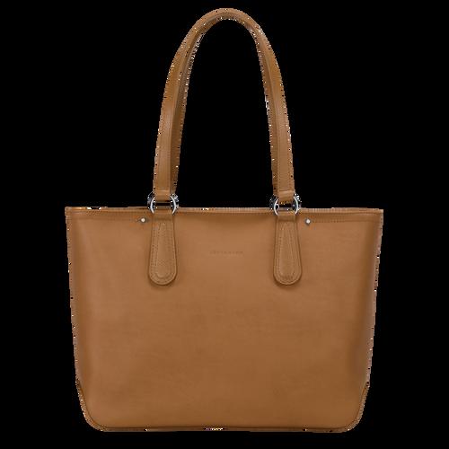 Zipped shopping bag, Natural - View 1 of  3 -