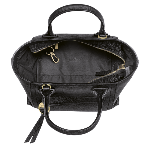Handtasche S, Schwarz - Ansicht 4 von 4.0 -